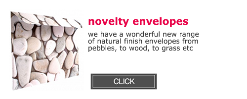 Novelty Envelopes